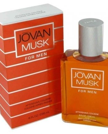 Jovan Musk for Men Aftershave 118ml