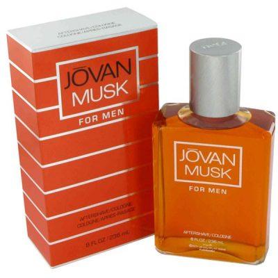 Jovan Musk for Men Aftershave 118ml