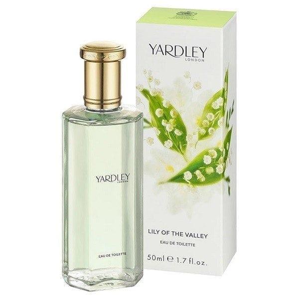 Lily of the Valley Eau de Toilette 125ml