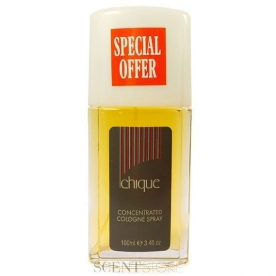 Chique Concentrated Cologne 100ml Spray