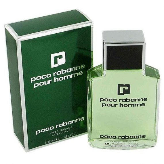 Paco Rabanne Homme Aftershave 100ml