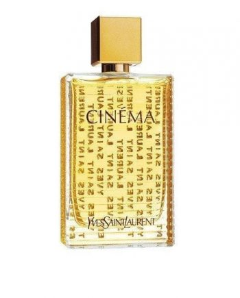 Cinema Eau de Parfum Spray bottle