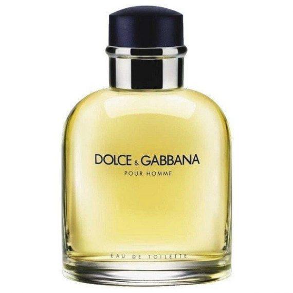 D&G Pour Homme Eau de Toilette Spray
