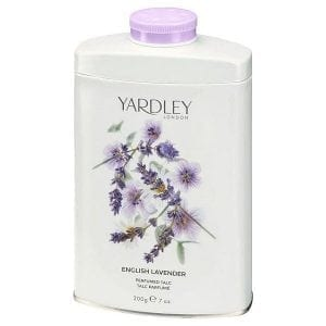 English Lavender Talc 200g