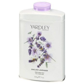 English Lavender Talc 200g