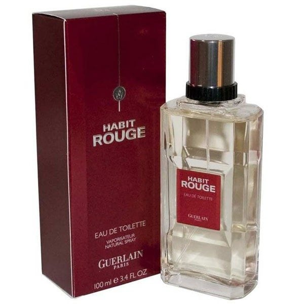 Habit Rouge Eau de Toilette Spray