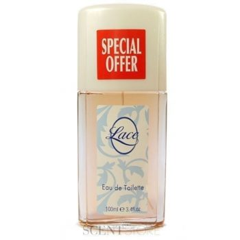 Lace Eau de Toilette 100ml Spray