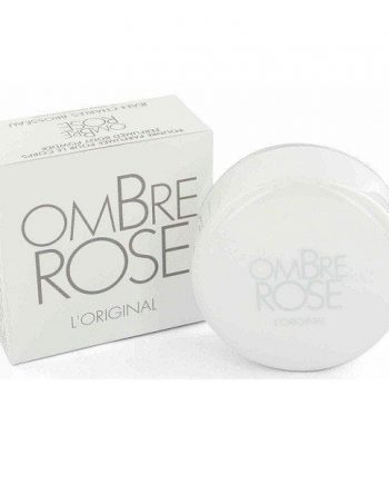 Ombre Rose Body Powder