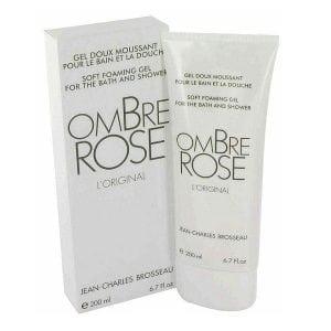 Ombre Rose Foaming Bath & Shower Gel 200ml