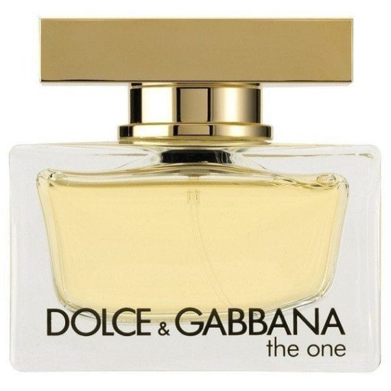 D&G The One Eau de Parfum Spray bottle