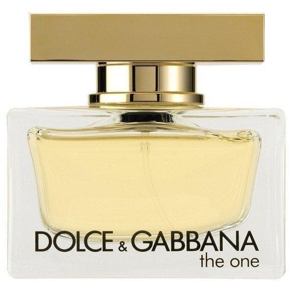 D&G The One Eau de Parfum Spray bottle