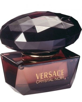 Versace crystal noir bottle