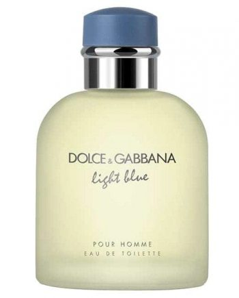Light blue pour homme men