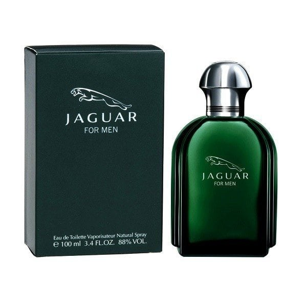Jaguar for Men Eau de Toilette 100ml Spray