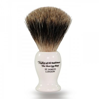 Taylors ivory shaving brush