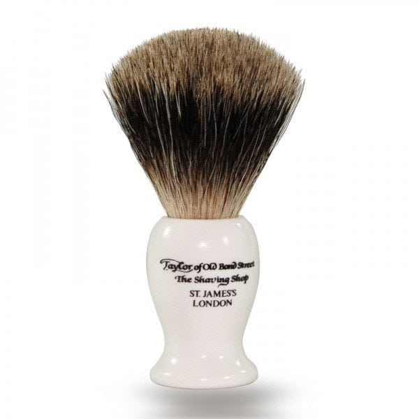 Taylors ivory shaving brush