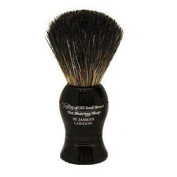 Taylors Black Shaving brush medium