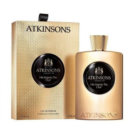 Atkinsons his majesty the oud eau de parfum for men