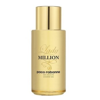 Lady Million Shower Gel 200ml