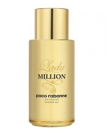 Lady Million Shower Gel 200ml