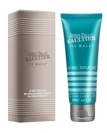 JPG Le Male Shower Gel 200ml