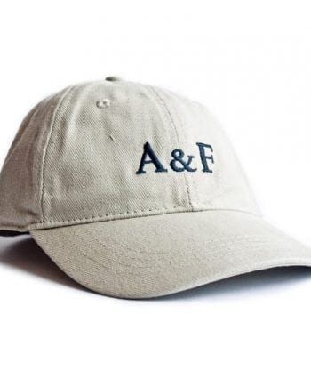 Free Gift Abercrombie & Fitch Baseball Cap