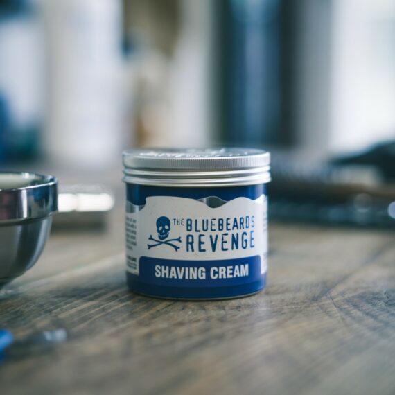 BBRSC150 Shaving Cream Ad