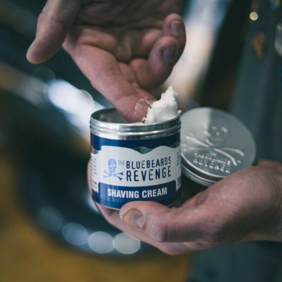 BBRSC150 Shaving Cream Ad1