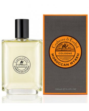 Crabtree & Evelyn Moroccan Myrrh Cologne 100ml
