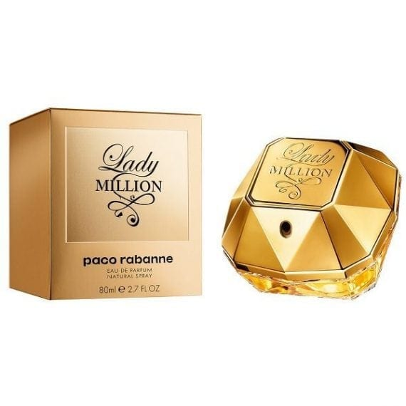 Lady Million Eau de Parfum 80ml
