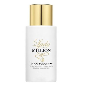 Lady Million Body Lotion 200ml