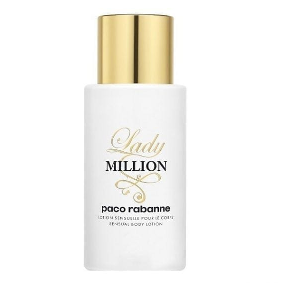 Lady Million Body Lotion 200ml