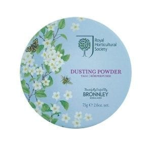 RHS Orchard Blossom Dusting Powder