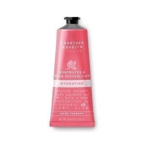 Rosewater Pink Peppercorn Hand Therapy 100ml