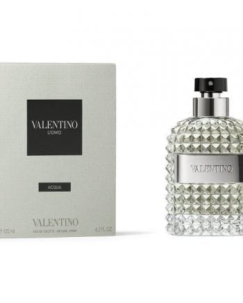 Valentino Uomo Acqua 125ml Eau de Toilette