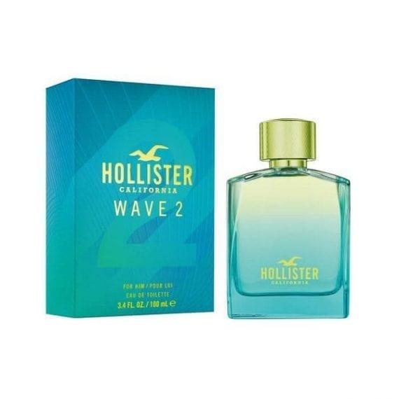 Hollister Wave 2 him EDT