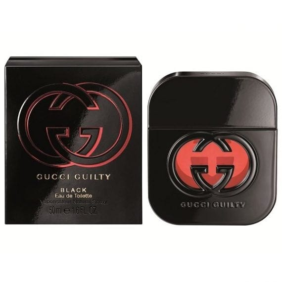 Gucci Guilty Black 50ml Box