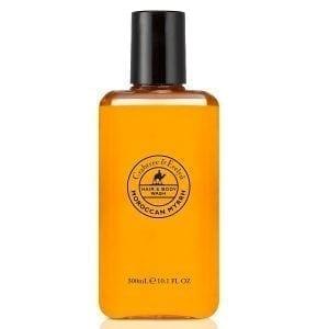 moroccan myrrh hair body wash