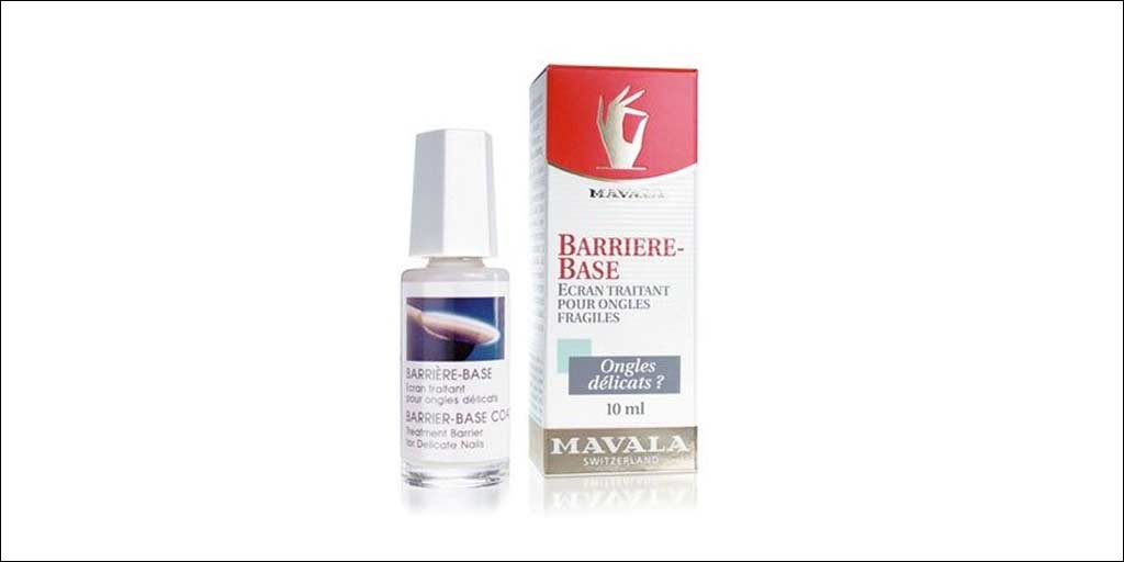 Mavala Base & Top Coats