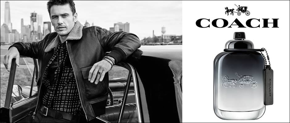 Coach for Men Aftershave New Release