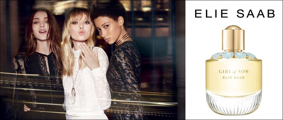 Elie Saab Girl of Now Perfume New Release