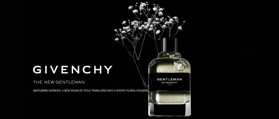Gentleman Givenchy Aftershave New Release