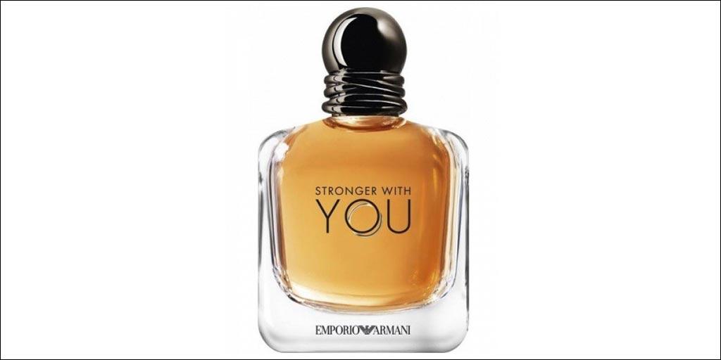 e07d69a99 Emporio Armani Stronger With You Eau de Toilette for Men | Scentstore
