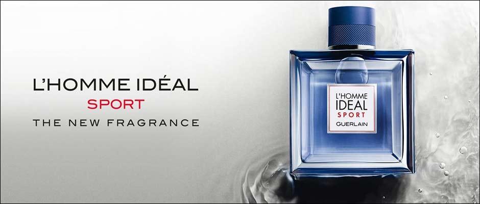 Guerlain L'Homme Ideal Sport New Release