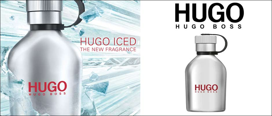 Hugo Iced Aftershave New Release
