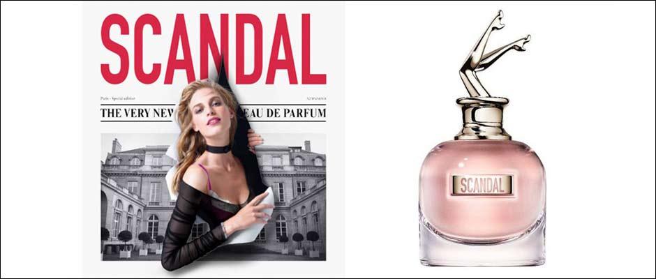 JPG Scandal Perfume New Release