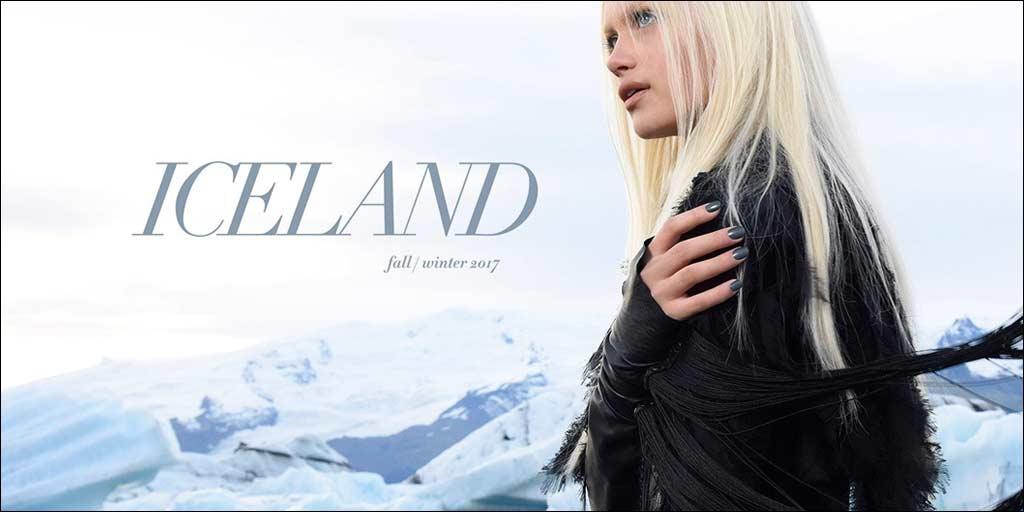 OPI Iceland Nail Polish
