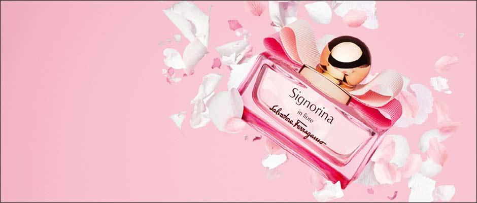 Salvatore Ferragamo Signorina in Fiore Perfume New Release