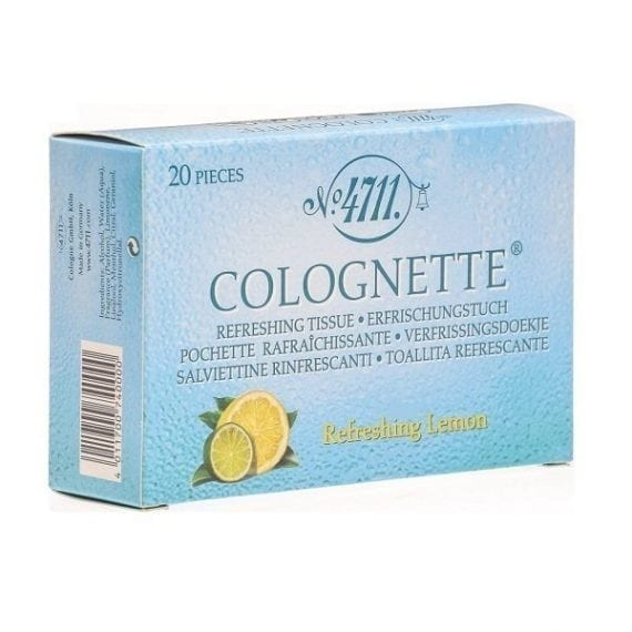4711 colognette 20 tissues