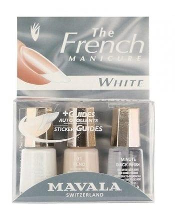Mavala French Manicure White